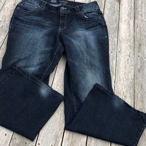 Lane Bryant Lightly Flared Jeans Womens 18
